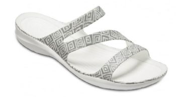 Crocs Womens Swiftwater Graphic Sandal